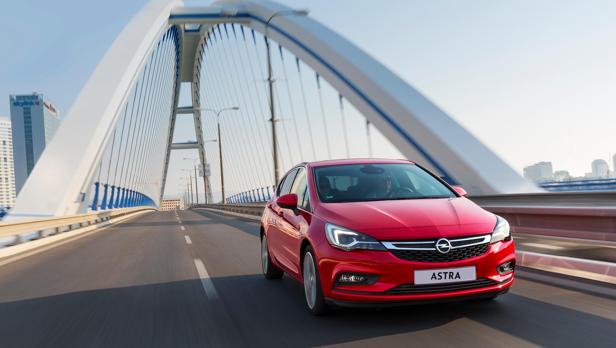 Opel Forsikring - Få en god bilforsikring til din Opel