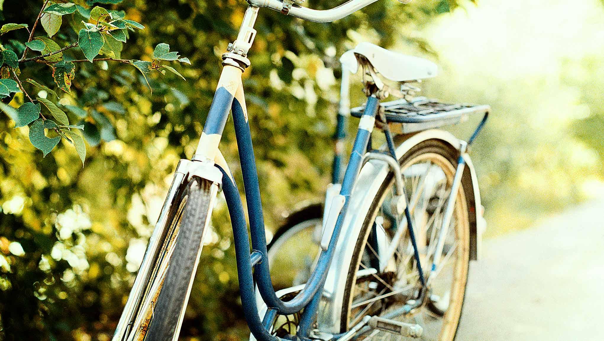 meld din cykel stjålet