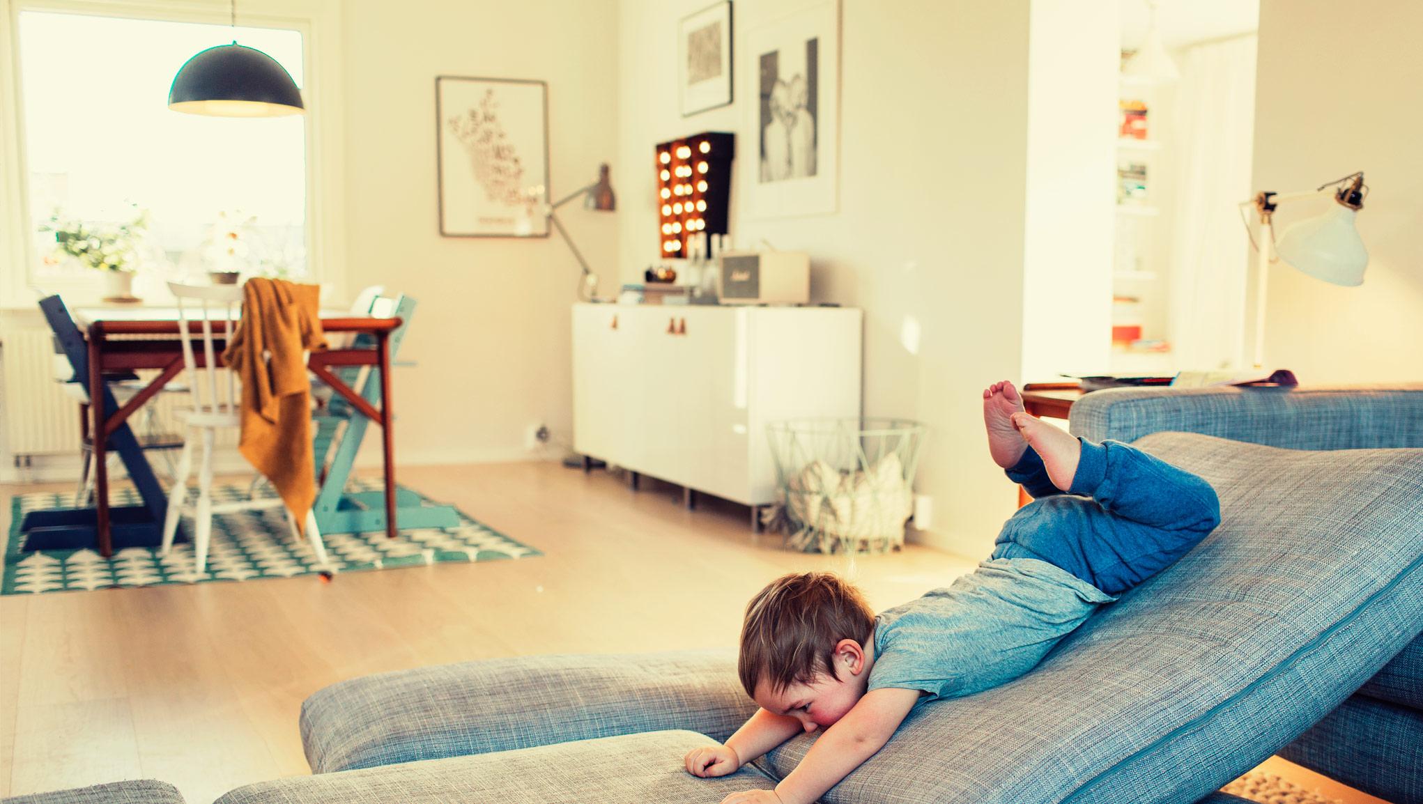 Barnsäkra hemmet – Skapa en trygg bostad för ditt barn  83ea28d1825ef